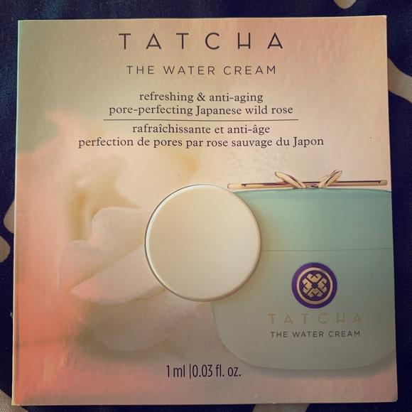 Tatcha Other - 🔵 TATCHA THE WATER CREAM 1 mL